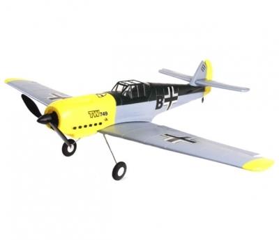 радиоуправляемый самолет volantex tw749 messershmit pnp - tw749-pnp