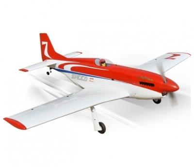 радиоуправляемый самолет strega 30cc