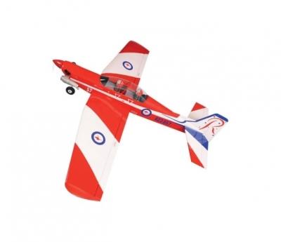 радиоуправляемый самолет pc9 - pilatus .75-.91|15cc