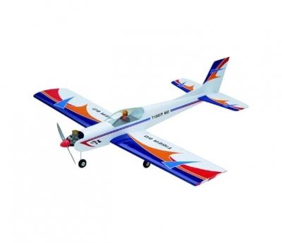 радиоуправляемый самолет tiger 3 .40