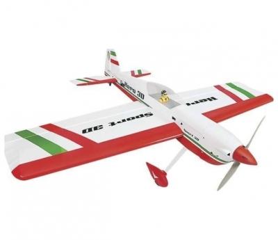 радиоуправляемый самолет phoenix hero 3d .46~.55