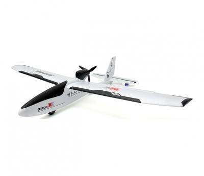 радиоуправляемый самолет xk-innovation a1200 hd rtf 2.4g