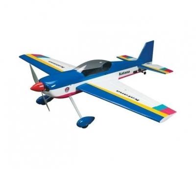 радиуоправляемый самолет phoenix model katana arf - ph079