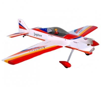 радиуоправляемый самолет phoenix model jupiter arf - ph045