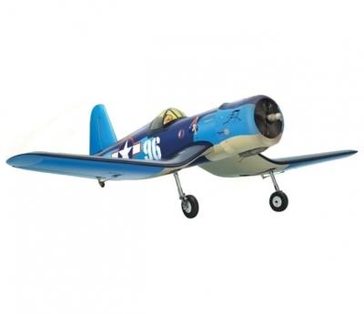 радиуоправляемый самолет phoenix model f4u corsair .91-120 arf - tpm04