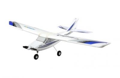 радиоуправляемый самолет hobbyzone mini apprentice (технология safe) - hbz3100