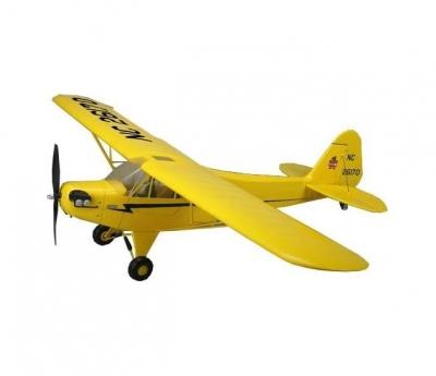 радиоуправляемый самолет art-tech piper cub 400 class j3 2.4g - 21281