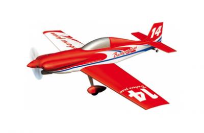 радиоуправляемый самолет phoenix model jean barbera .55 arf - ph094