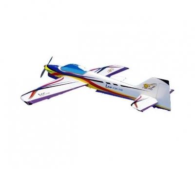 радиоуправляемый самолет cmpro leo 110 kit 2.4g - cmp044