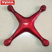 Корпус верхний бордовый SYMA X8HC, X8HW, X8HG