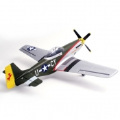 Радиоуправляемый самолет Art-Tech P-51D Gunfighter - 2.4G (21088 EPO) Commemorative Edition