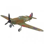 Радиоуправляемый самолет Dynam Hawker Hurricane RTF - 2.4G (DY8966)