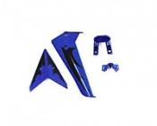 Хвостовое оперение синие SYMA S107-03-B