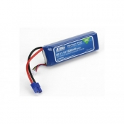 Аккумулятор LiPo - 1800мАч 3S 11.1В 30C,13AWG EC3