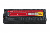 Carbon Pro V-Max LiPo 8000 110C 7.6V 2S Tubes