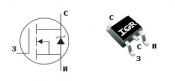 mosfet транзистор irf630ns