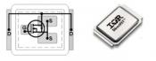 MOSFET транзистор IRF6644