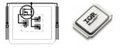 MOSFET транзистор IRF6633