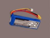 Li-Po аккумулятор Turnigy 2200mA 7,4v 40C