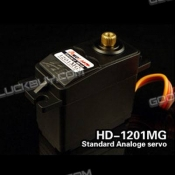 Сервомашинка стандартная аналоговая 1201MG