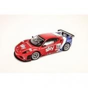 1/10 Ferrari F430 GT (Red&Blue)