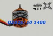 D2826-10 1400 бесколлекторный двигатель