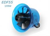 Импеллер EDF55.