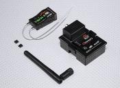 FrSky DJT 2.4Ghz  с телеметрией и приемником V8FR-II
