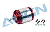 Align Бесколлекторный мотор 500MX 1600kv (кра, T-Rex 500