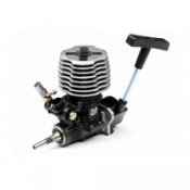 Нитродвигатель 0.18 - NITRO STAR G3.0 (PULLSTART) поворотная заслонка