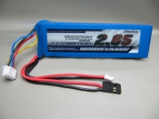 LiPo 2650mAh 3S для Turnigy-9х.