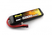 LiPo 11,1V(3S) 5000mAh 50C Deans plug