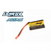 LiPo 3,7В(1S) 700mAh 35C Soft Case JST-BEC plug (for LaTrax ALIAS)