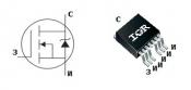 mosfet транзистор irf1324s-7p