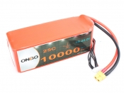 ONBO 10000mAh 6S 25C Lipo Pack