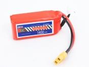 ONBO 1400mAh 3S 35C Lipo Pack