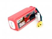ONBO 1500mAh 4S 95C Lipo Pack