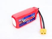 ONBO 1600mAh 3S 45C Lipo Pack