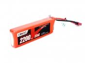 ONBO 2200mAh 2S 35C Lipo Pack