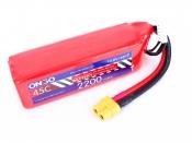 ONBO 2200mAh 4S 45C Lipo Pack