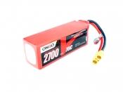 ONBO 2700mAh 6S 70C Lipo Pack