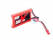 ONBO 360mAh 2S 35C Lipo Pack