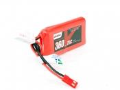 ONBO 360mAh 3S 25C Lipo Pack