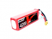 ONBO 4200mAh 4S 35C Lipo Pack