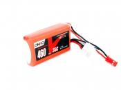 ONBO 460mAh 3S 35C Lipo Pack