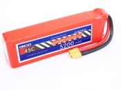 ONBO 5200mAh 4S 45C Lipo Pack