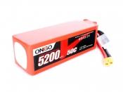 ONBO 5200mAh 6S 50C Lipo Pack