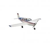 Радиоуправляемый самолет E-Flite Beechcraft Bonanza 15e ARF