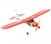 Радиоуправляемый самолет EasySky Piper J3 Cub Red Edition 2.4G