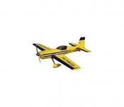 Радиоуправляемый самолет HobbySky Extra 300-H PNP (yellow)